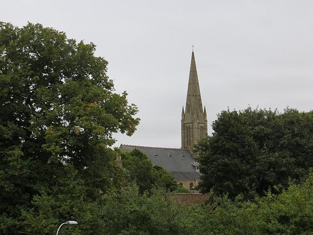 St Johns Church Spire