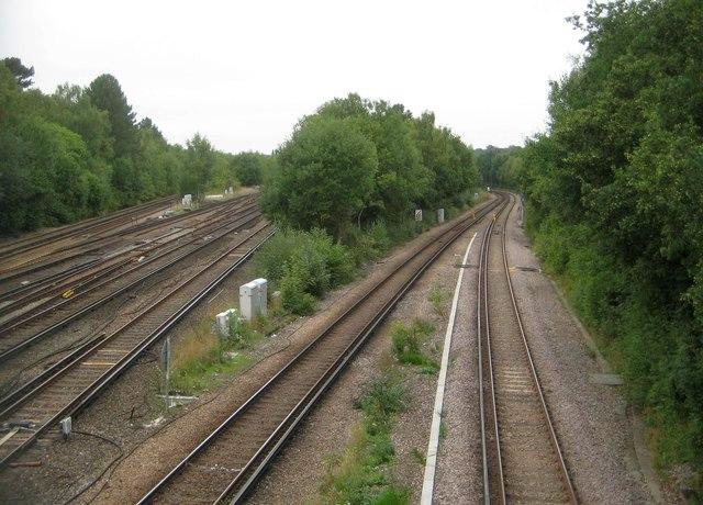 Petts Wood: Down Bickley Loop