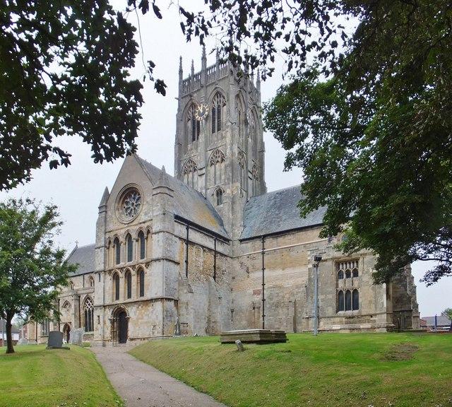 St Augustine's Church, Hedon, Yorkshire