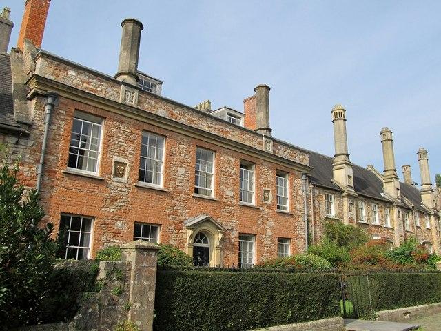Wells-Vicar's Close
