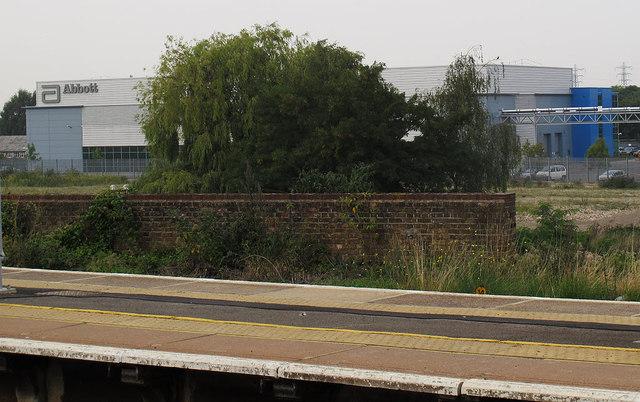 Abbott factory, Dartford