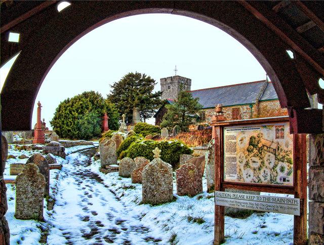 St Cynog's Church, Penderyn