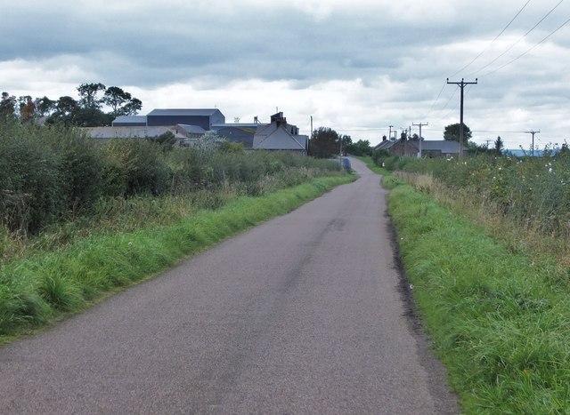 Approaching Thornton