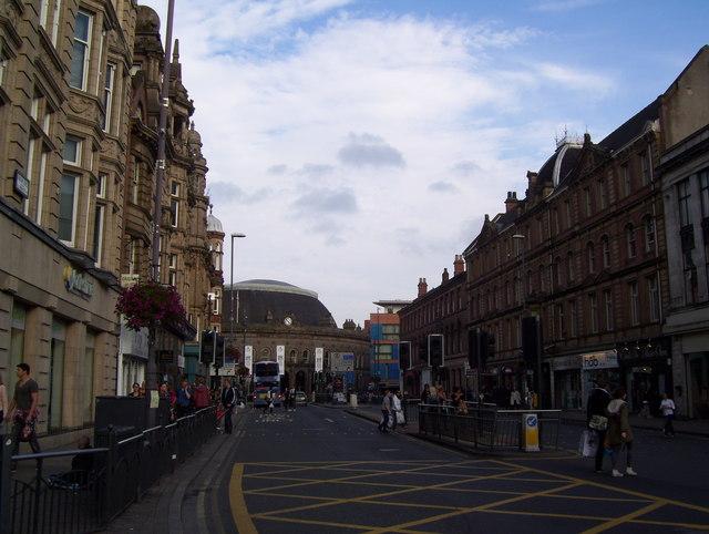 Duncan Street in Leeds
