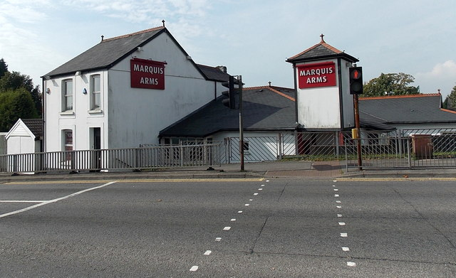 Marquis Arms, Swansea