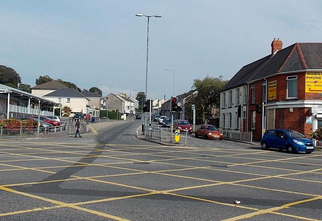 Ravenhill Road Swansea