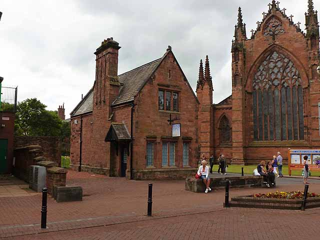 The Cathedral Lodge, Carlisle