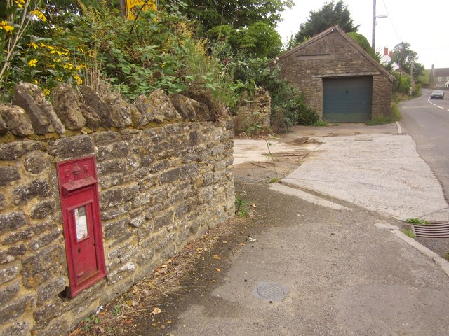 Letterbox, Abbas Combe
