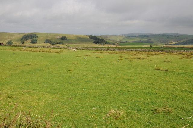Upland farmland