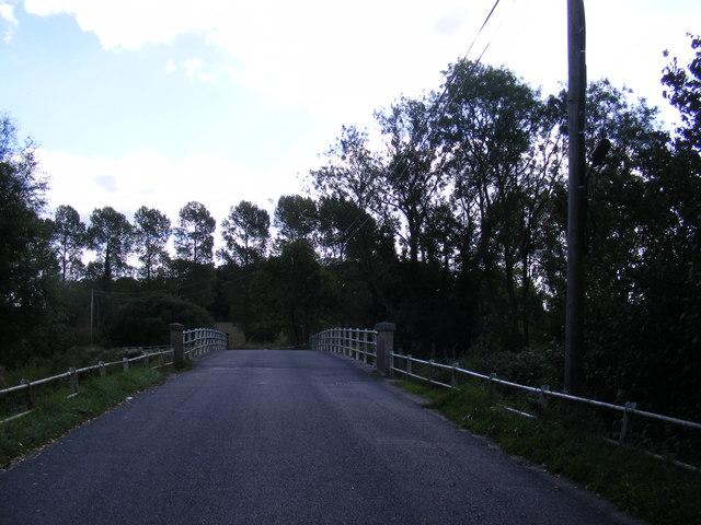 Bridge on Ringland Road