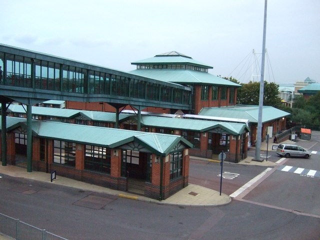 Meadowhall Bus Station