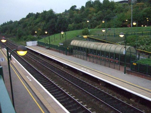 Meadowhall Railway Station