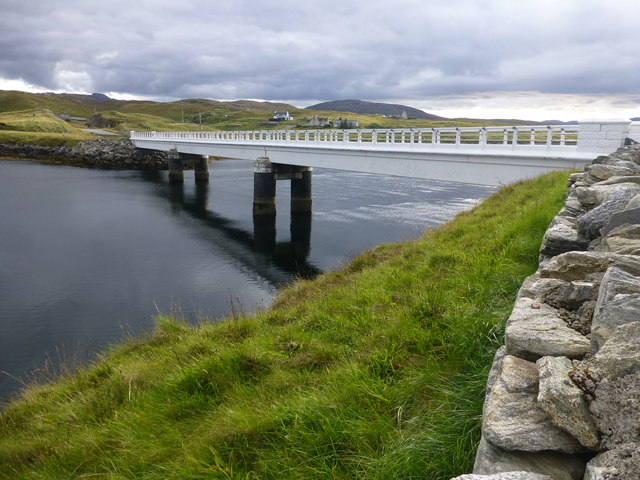 Great Bernera Road Bridge