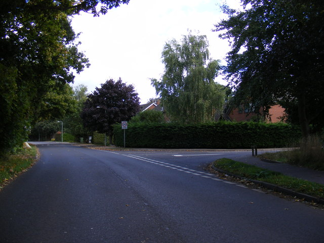 Beech Avenue, Taverham