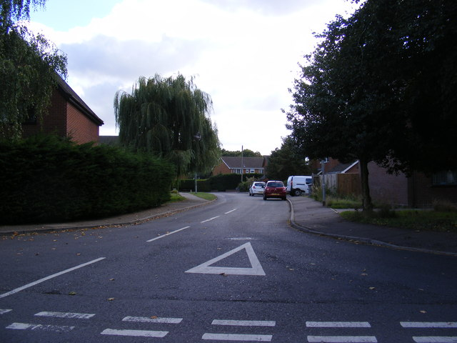 Maple Drive, Taverham