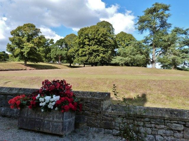 Powderham Castle estate