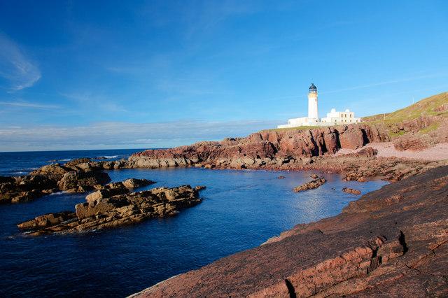 Rubha Rèidh Lighthouse