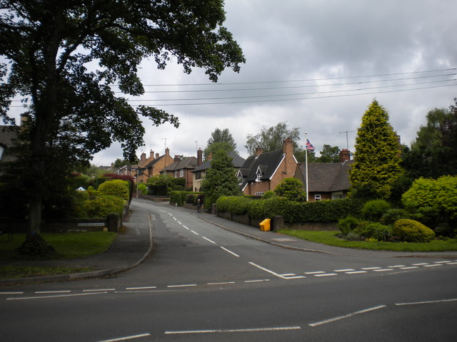 Hillswood Drive, Endon