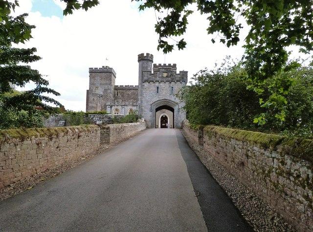 The Gatehouse, Powderham Castle