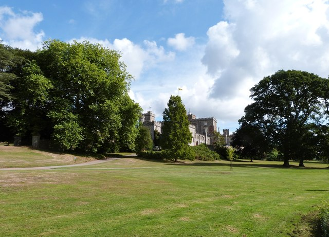 Powderham Castle, Kenton, Devon