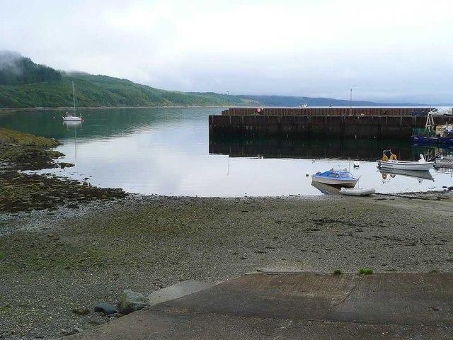 Port Crannaich