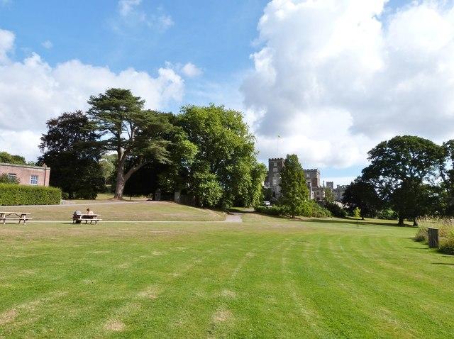 Powderham Castle, Kenton, Devon