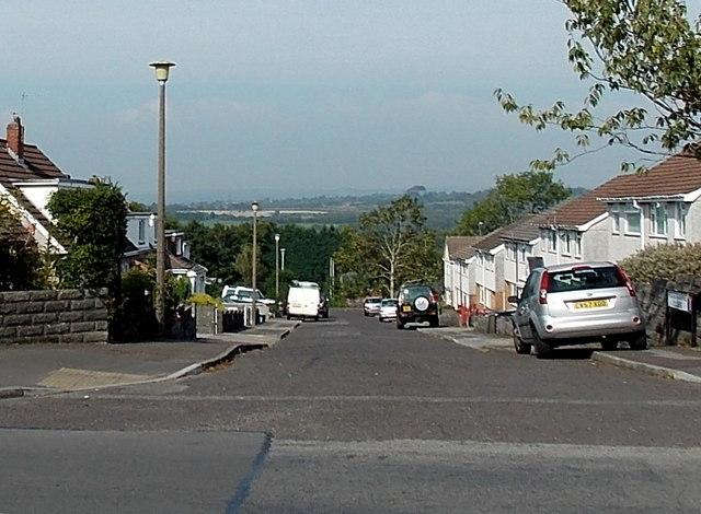 Rosewarne Close, Waunarlwydd