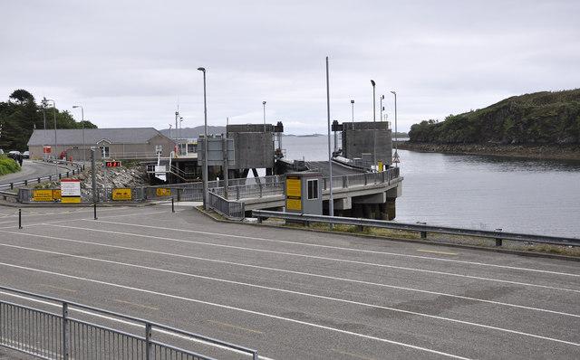 Ferry Terminal, Tarbert