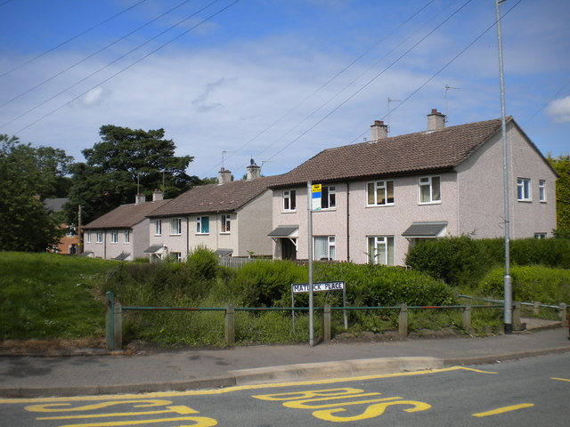 Matlock Place, Park Site