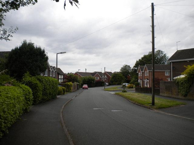 Ferndown Drive South, Clayton