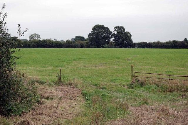 Stile & Farm Gate