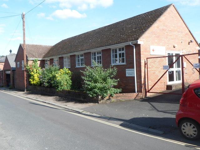 British Red Cross hall, Bewdley