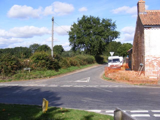 Mill Lane, Felthorpe