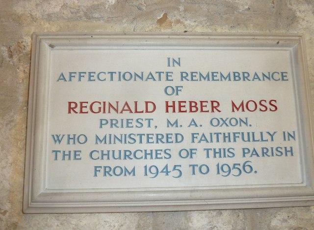 St John The Baptist Church, Symondsbury: memorial (a)