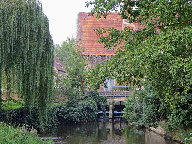 Holywell Mill, Oxford