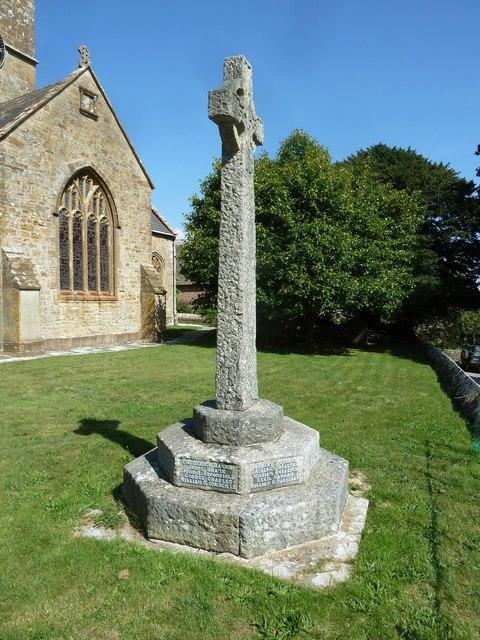 St John the Baptist, Symondsbury: churchyard (A)