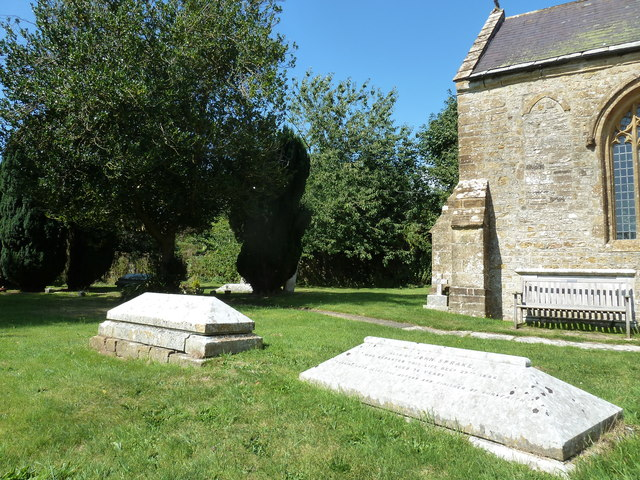 St John the Baptist, Symondsbury: churchyard (C)