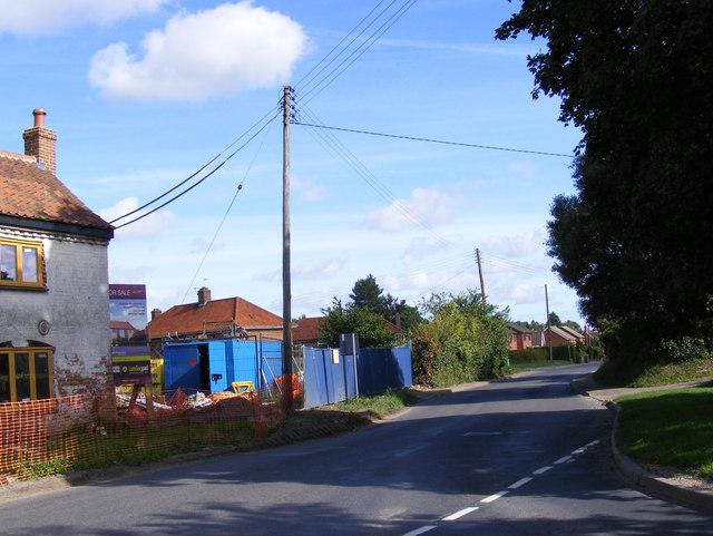 The Street, Felthorpe