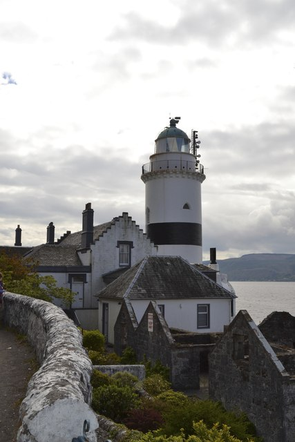 Cloch Lighthouse, Cloch Point, near Gourock