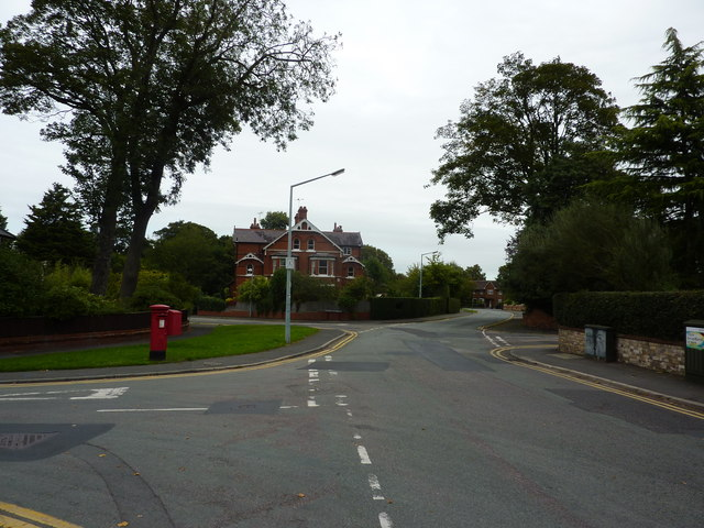 Queen's Park Road, Chester