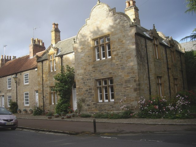 Houses in Brancepeth Village