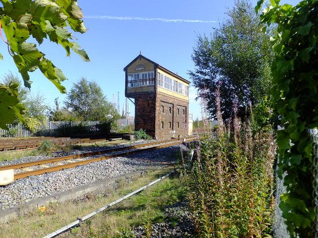 Mostyn Signal Box