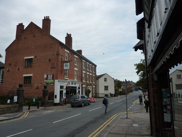 The Ship Inn, Handbridge, Chester
