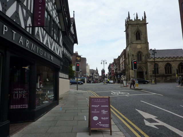 Lower Bridge Street, Chester