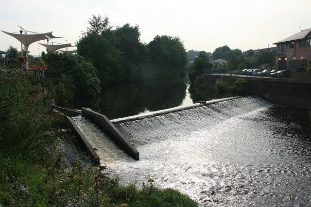 Hadfields Weir