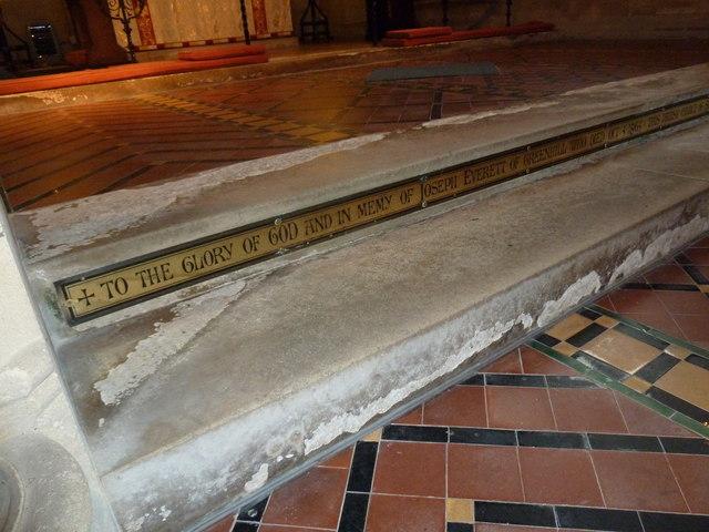 Inside St John the Evangelist, Sutton Veny (iv)