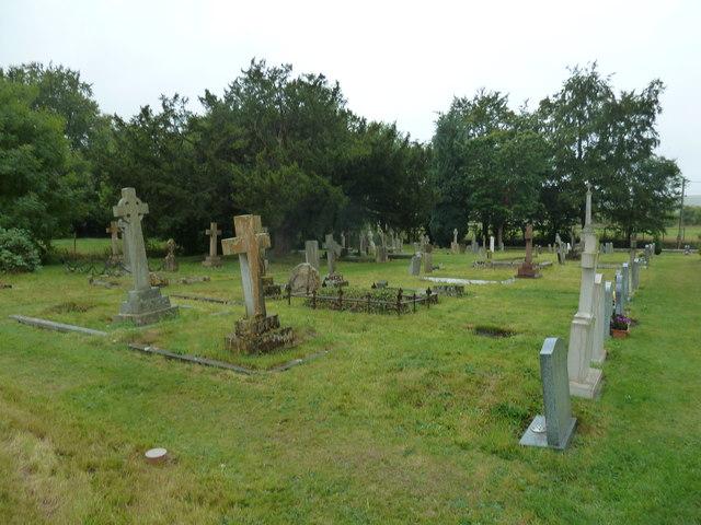 St John the Evangelist, Sutton Veny:  churchyard (5)