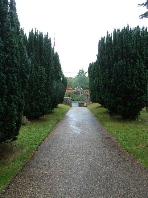 St John the Evangelist, Sutton Veny:  churchyard (6)