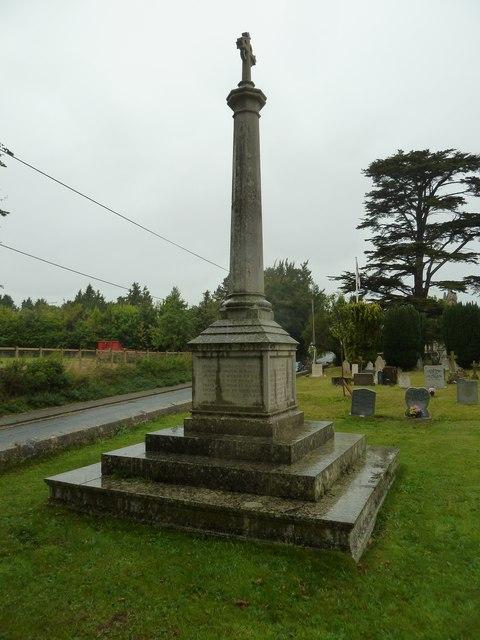 St John the Evangelist, Sutton Veny:  churchyard (7)