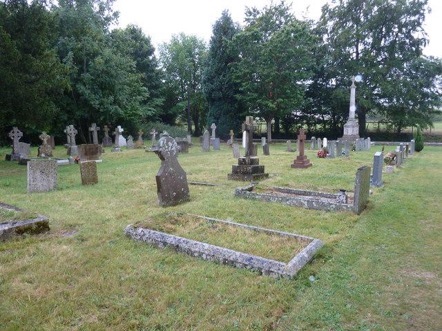 St John the Evangelist, Sutton Veny:  churchyard (8)